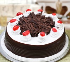 Black forest cake for you