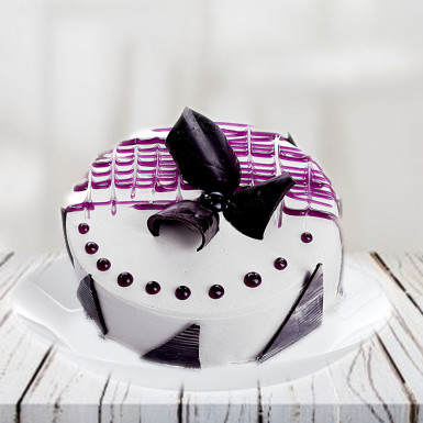 Blueberry cake for you