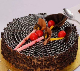 choco chip classic cake for you