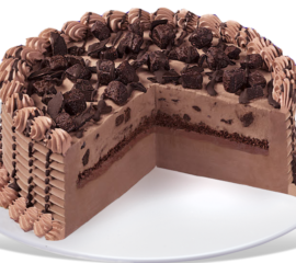 choco cream cake for you