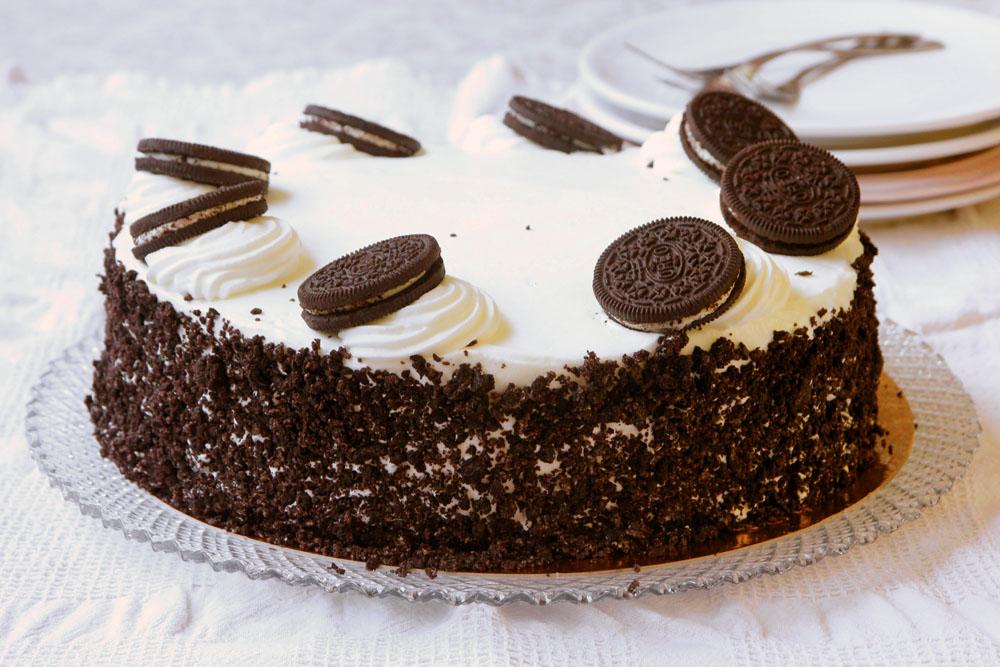 Oreo cake for you
