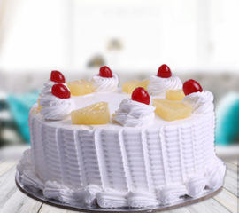 Pineapple cake for you