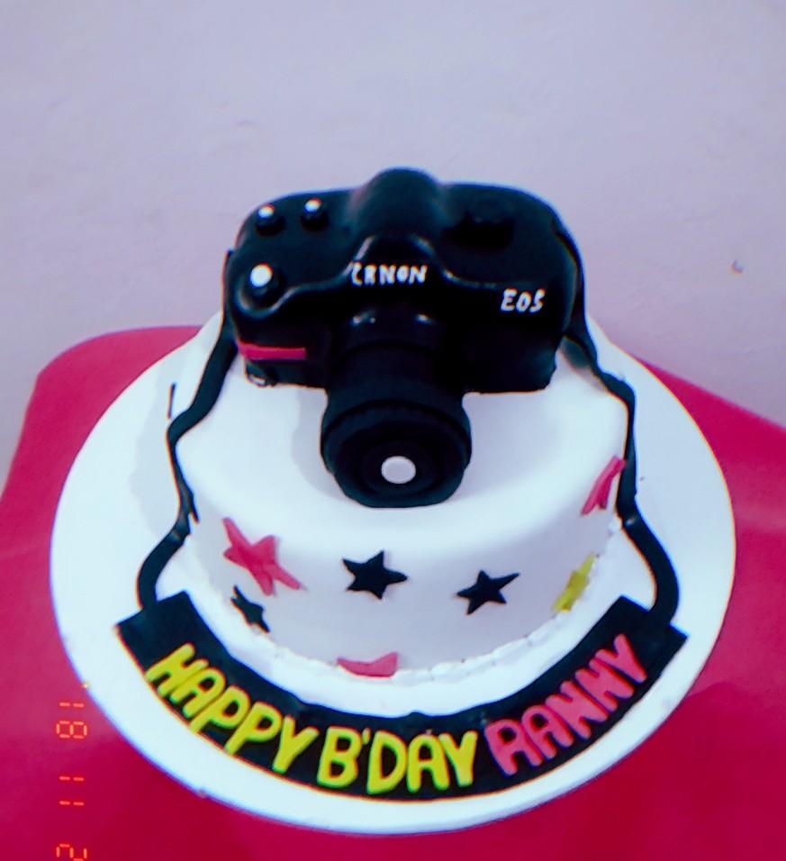 Strange Camera Birthday Cake Cake For You Funny Birthday Cards Online Benoljebrpdamsfinfo