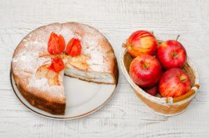 Apple pie mug cake recipe